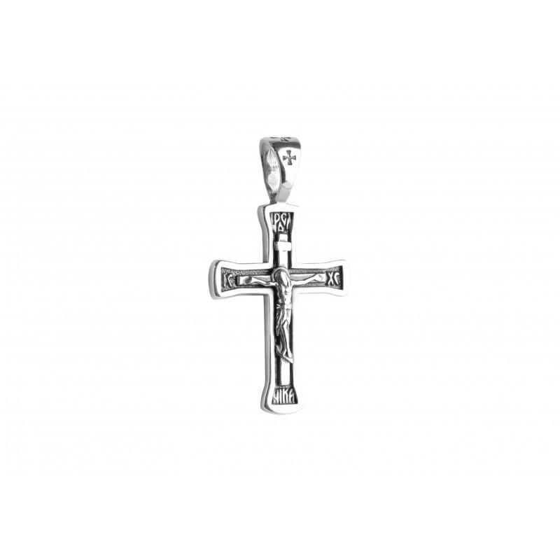Подвес серебряный Крестик (5189)