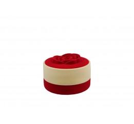 Футляр Круг с розой (4108кр)