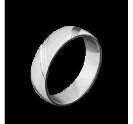 Кольцо серебряное Обручальное 1 (ОС-5514)