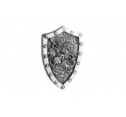Ладанка серебряная Георгий Победоносец (РП284)
