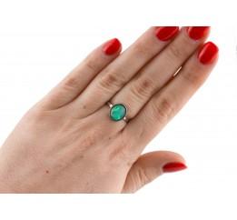 Кольцо серебряное (0706.10к)