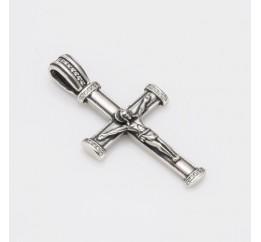 Подвес серебряный Крестик (5181)
