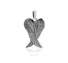 Подвес серебряный Крылья (7287)