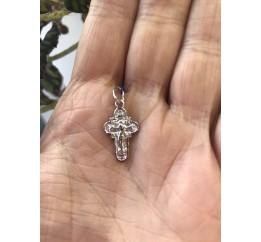 Подвес серебряный детский Крестик (2-0042.02)