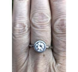 Кольцо серебряное (7314.10)