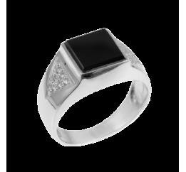 Печатка серебряная Трио (126р)