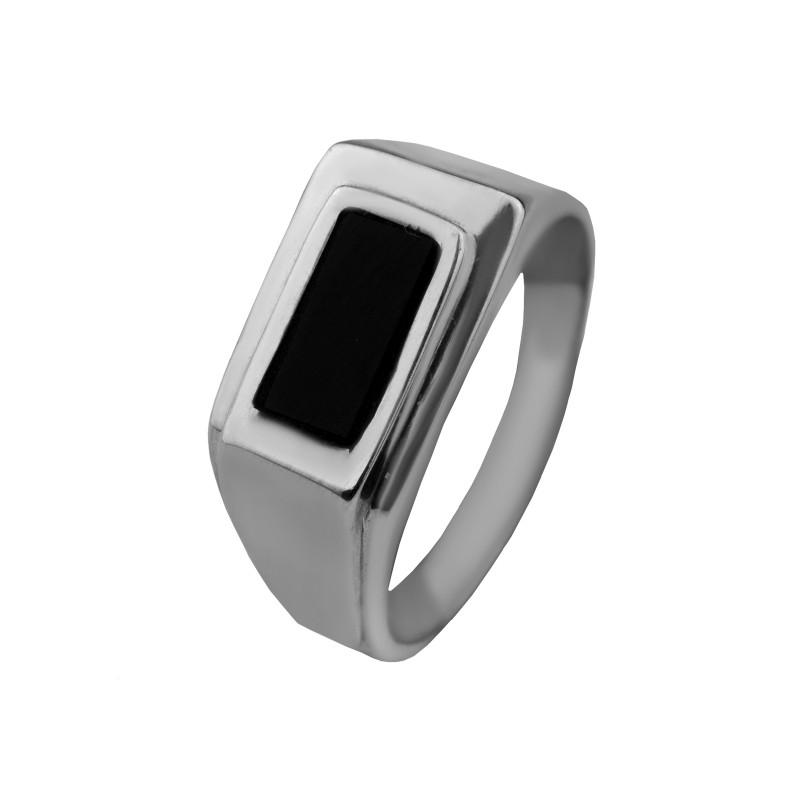 Печатка серебро (033)