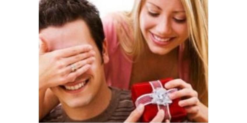Что подарить парню
