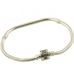 Серебряный браслет SilverBreeze без камней (1287408) 21 размер