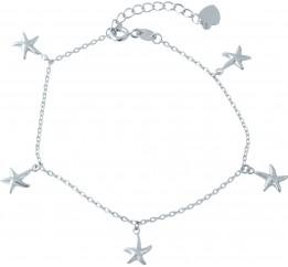 Серебряный браслет SilverBreeze без камней (1952832) 1720 размер