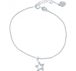 Серебряный браслет SilverBreeze без камней (1952979) 1720 размер