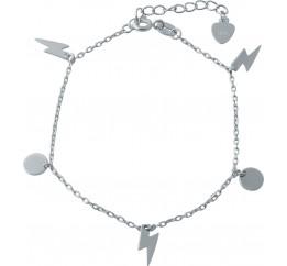 Серебряный браслет SilverBreeze без камней (1994146) 1720 размер