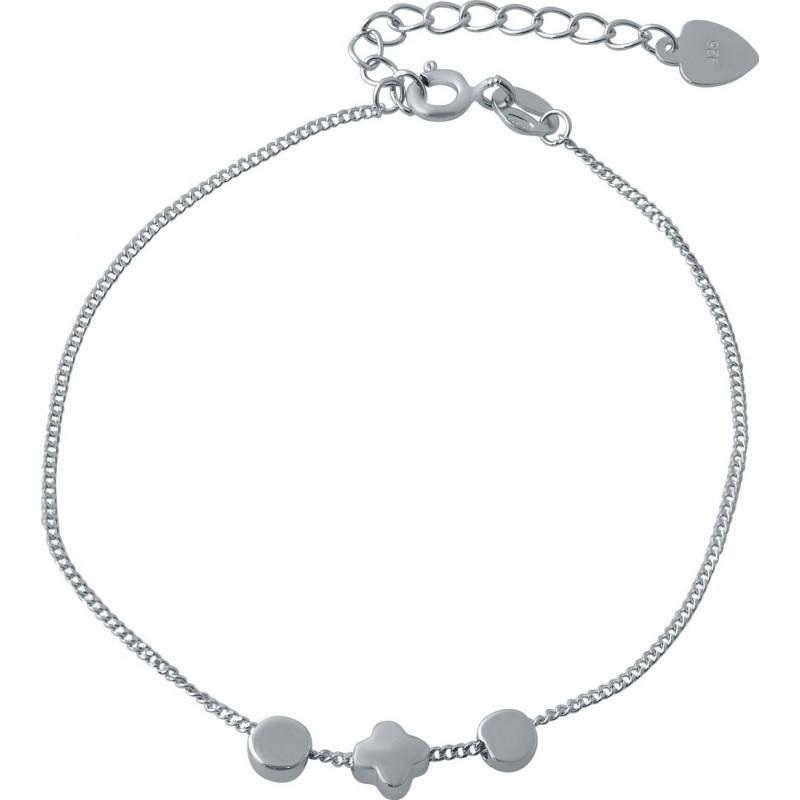 Серебряный браслет SilverBreeze без камней (1994214) 1720 размер