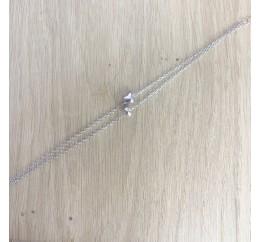 Серебряный браслет SilverBreeze без камней (1994306) 1720 размер