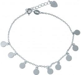 Серебряный браслет SilverBreeze без камней (2014409) 1720 размер