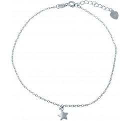 Серебряный браслет SilverBreeze без камней (2014966) 1720 размер