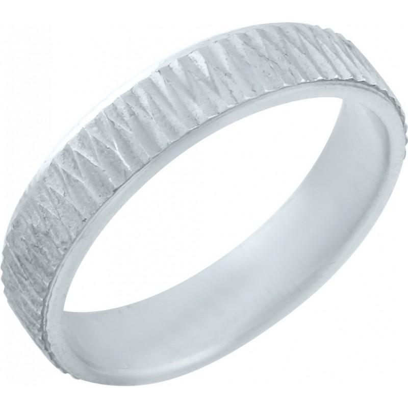 Серебряное кольцо SilverBreeze без камней (0255484) 20 размер