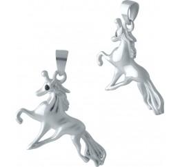 Серебряная подвеска SilverBreeze без камней (1999639)