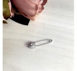 Серебряная подвеска SilverBreeze с фианитами (1949139)