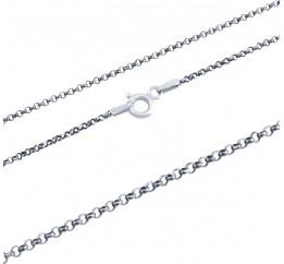 Серебряная цепочка SilverBreeze без камней (0102474) 450 размер