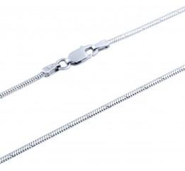 Серебряная цепочка SilverBreeze без камней (0353845) 400 размер