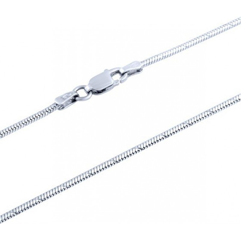 Серебряная цепочка SilverBreeze без камней (0353845) 500 размер