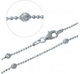 Серебряная цепочка SilverBreeze без камней (1111840) 450 размер