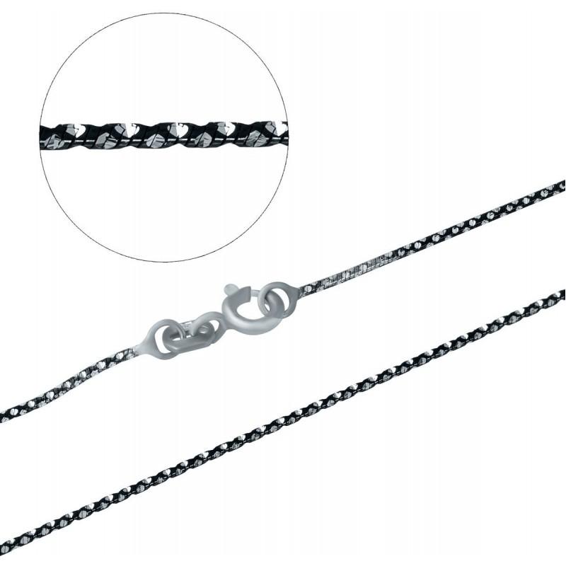 Серебряная цепочка SilverBreeze без камней (1112250) 450 размер