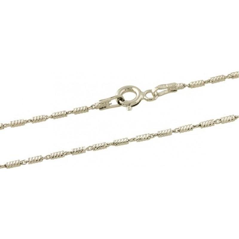 Серебряная цепочка SilverBreeze без камней (1268155) 400 размер