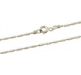 Серебряная цепочка SilverBreeze без камней (1268155) 450 размер