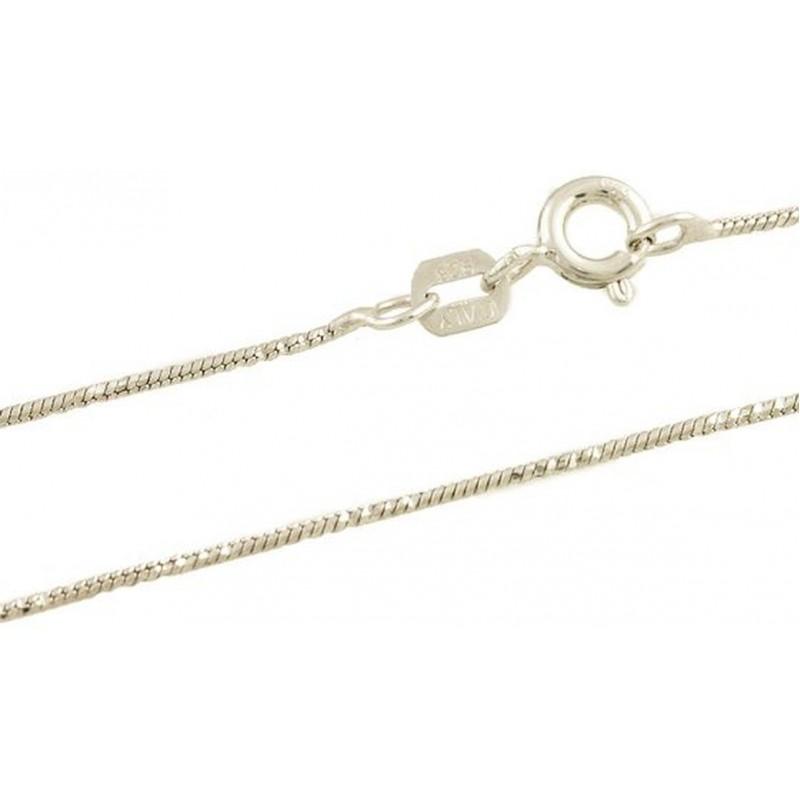 Серебряная цепочка SilverBreeze без камней (1479292) 550 размер