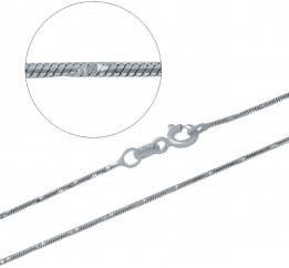 Серебряная цепочка SilverBreeze без камней (1482339) 500 размер