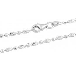 Серебряная цепочка SilverBreeze без камней (1494233) 450 размер