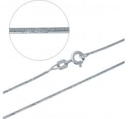 Серебряная цепочка SilverBreeze без камней (1936368) 450 размер