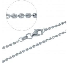 Серебряная цепочка SilverBreeze без камней (1936405) 400 размер