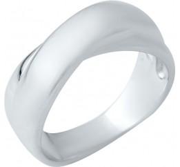 Серебряное кольцо SilverBreeze без камней (1941232) 18.5 размер