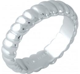 Серебряное кольцо SilverBreeze без камней (1957295) 17 размер