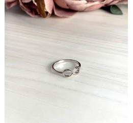 Серебряное кольцо SilverBreeze без камней (1999363) 18 размер