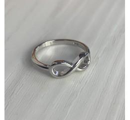 Серебряное кольцо SilverBreeze без камней (2002208) 18 размер