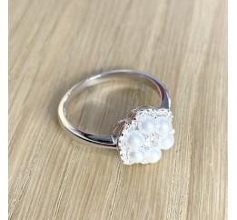 Серебряное кольцо SilverBreeze с  (1980385) 17.5 размер