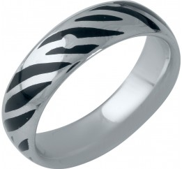 Серебряное кольцо SilverBreeze с емаллю (1985946) 18 размер