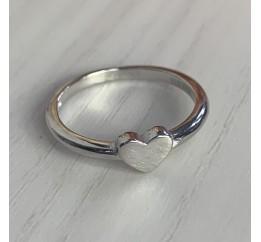 Серебряное кольцо SilverBreeze без камней (2002123) 16.5 размер