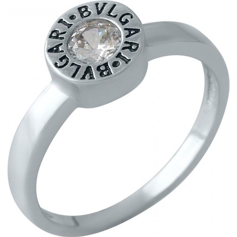 Серебряное кольцо SilverBreeze с фианитами (2000129) 18 размер