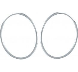 Серебряные серьги SilverBreeze без камней (1994290)