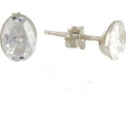 Серебряные серьги SilverBreeze с  (1043226)