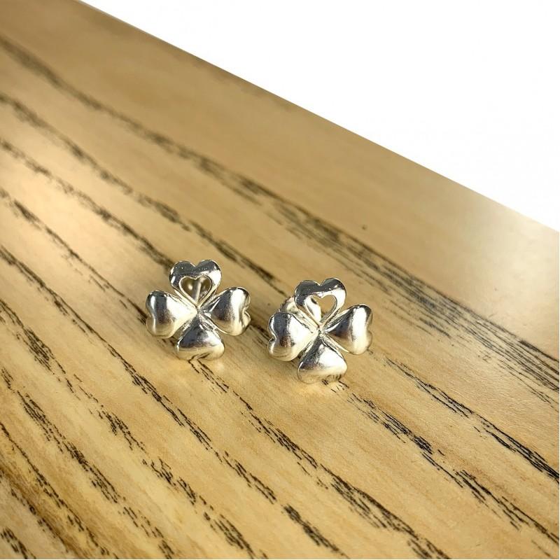 Серебряные серьги SilverBreeze без камней (1936450)