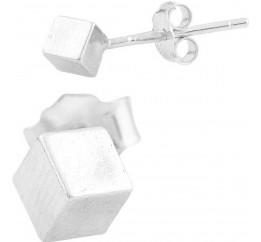 Серебряные серьги SilverBreeze без камней (1560860)