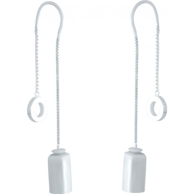 Серебряные серьги SilverBreeze без камней (1951255)