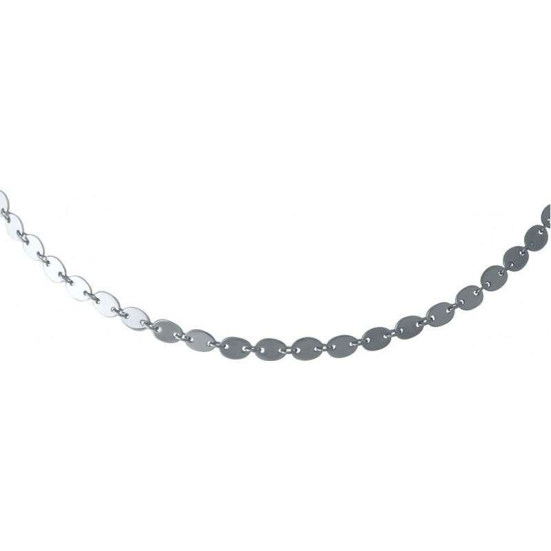 Серебряное колье SilverBreeze без камней (1993804) 360400 размер