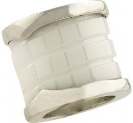 Серебряный шарм SilverBreeze с керамикой (1224267)
